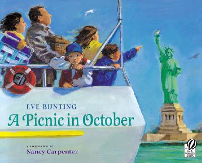A Picnic in October By Bunting, Eve/ Carpenter, Nancy (ILT)
